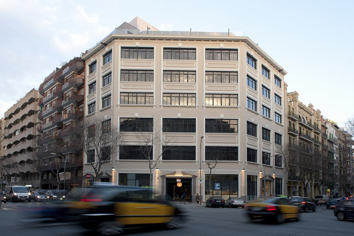 MH Apartments Central Barcelona   Nomad Rental