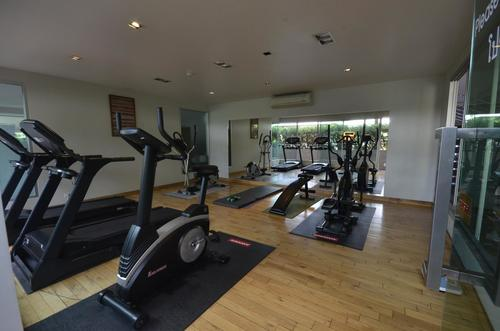 Fitness at Sakorn Residence and Hotel