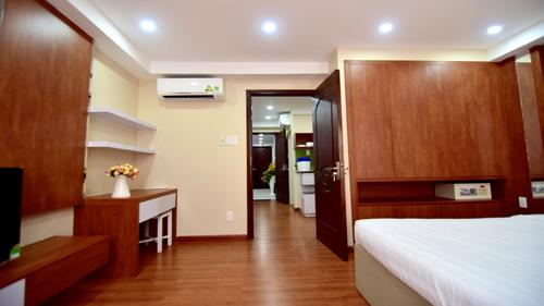Well equipped modern one bedroom apartments