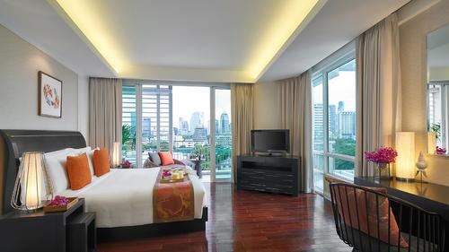 One Bedroom Premium Suite