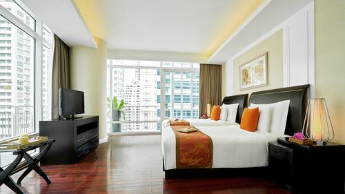 Two Bedroom Superior Suite