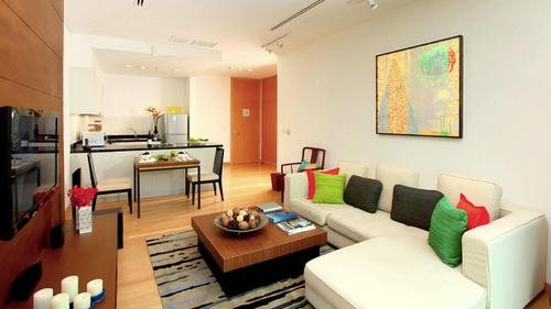 Shama Sukhumvit Bangkok One Bedroom Apartment