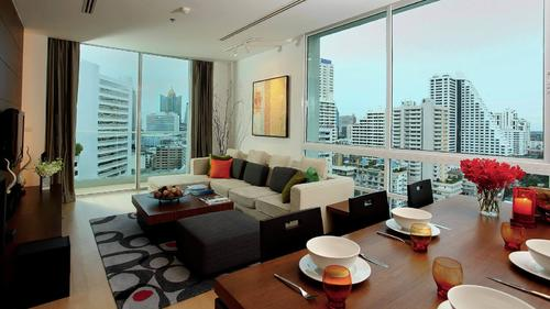 Shama Sukhumvit Bangkok Three Bedroom Apartment