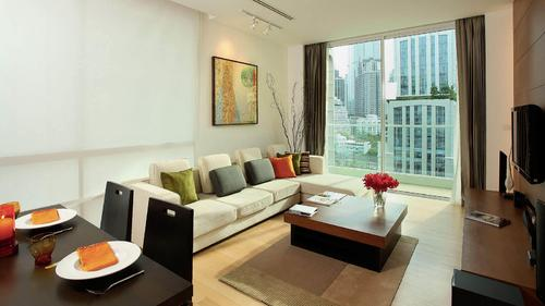 Shama Sukhumvit Bangkok Two Bedroom Apartment