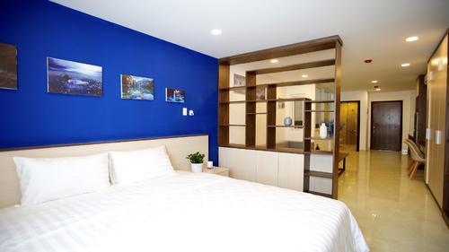 Back Unit One Bedroom apartment at 59 Vo Van Tan