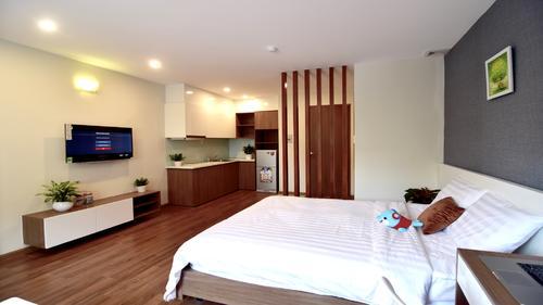 Tran Cao Van Apartments Back Unit
