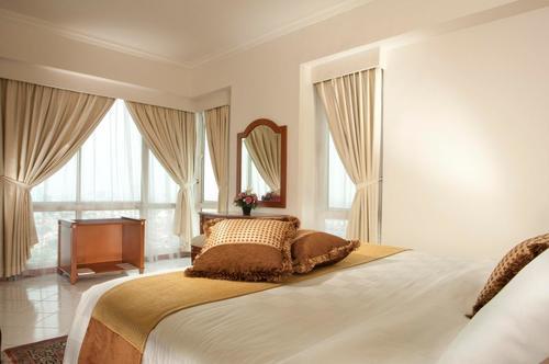 Puri Casablanca - One Bedroom Suite