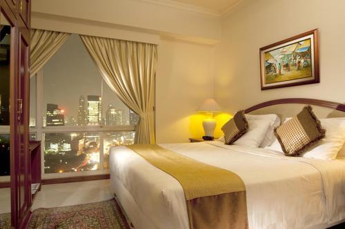Puri Casablanca - Three Bedrooms Suite