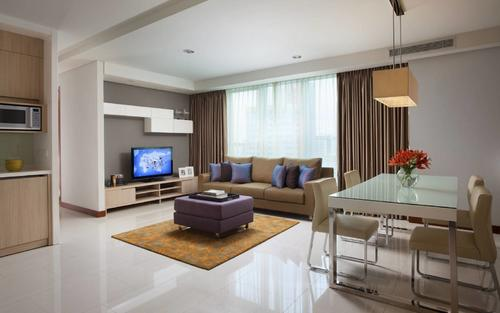 Citadines Rasuna Jakarta - Two Bedroom Executive